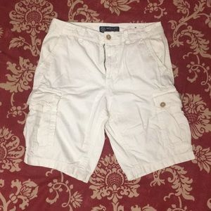 Men's American Eagle Cargo Shorts, size 34